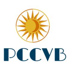 PCCVB Logo