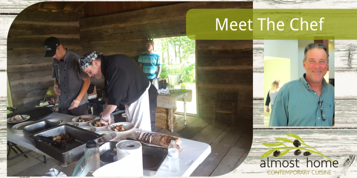 Staff Feature: Meet Chef Troy