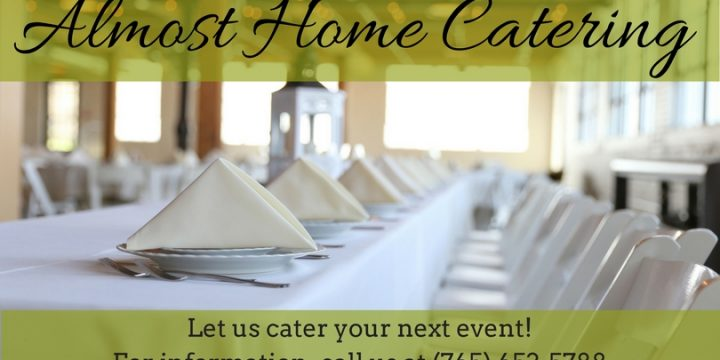 Special Event, Wedding & Corporate Catering