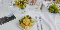 Wine Dinner Salad