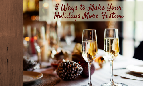 5 Ways Almost Home Can Make Your Holidays More Festive