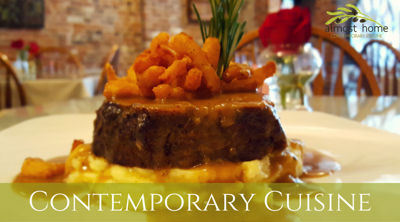 What is Contemporary Cuisine? - Almost Home