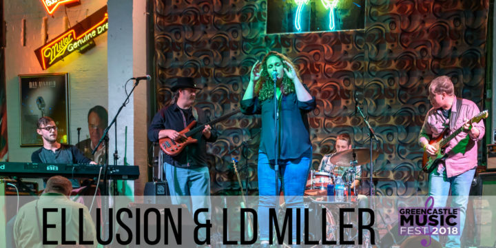 Local band, Ellusion to play with LD Miller at the Greencastle Music Fest