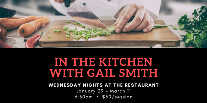 In the Kitchen with Gail Smith