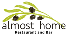 Almost Home Restaurant & Bar - Greencastle Indiana - Logo